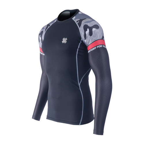 FIXGEAR CPD-BM5 Compression Base Layer Long Sleeve Shirts