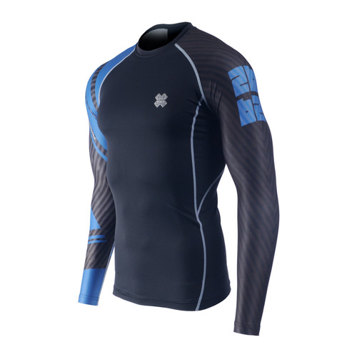 FIXGEAR CPD-BP1 Compression Base Layer Long Sleeve Shirts