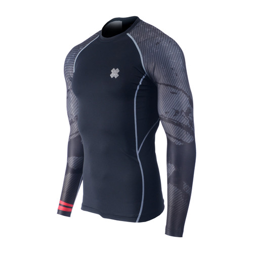 FIXGEAR CPD-BS11 Compression Base Layer Long Sleeve Shirts