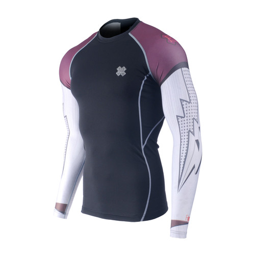 FIXGEAR CPD-BS14 Compression Base Layer Long Sleeve Shirts