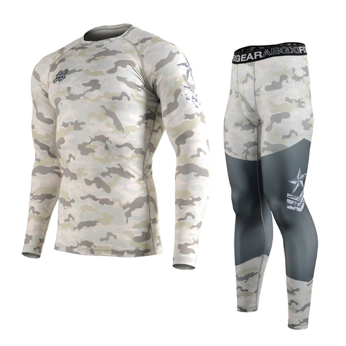 FIXGEAR CFL/FPL-M1Y Compression Shirt and Tights Set