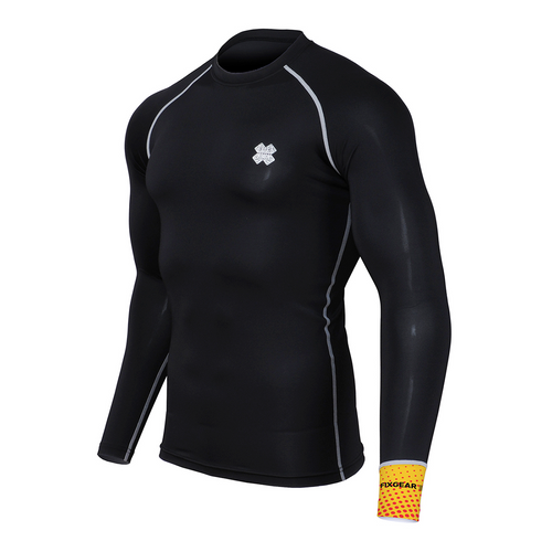 Fixgear CPL-BB01 Compression Base Layer Long Sleeve Shirts