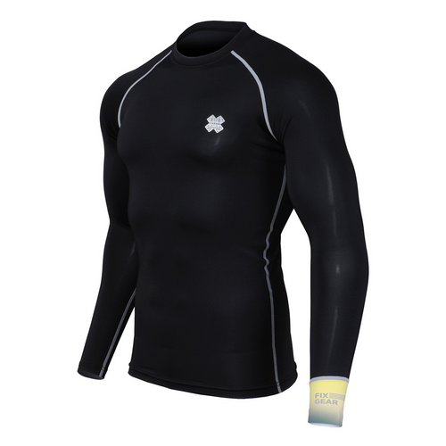 Fixgear CPL-BS03 Compression Base Layer Long Sleeve Shirts