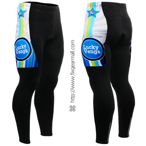 FIXGEAR LT-g2 Mens Cycling Padded Pants