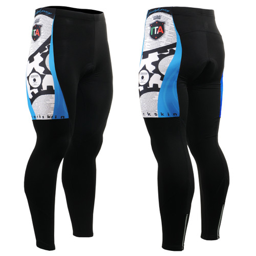 FIXGEAR LT-g5 Mens Cycling Padded Pants View