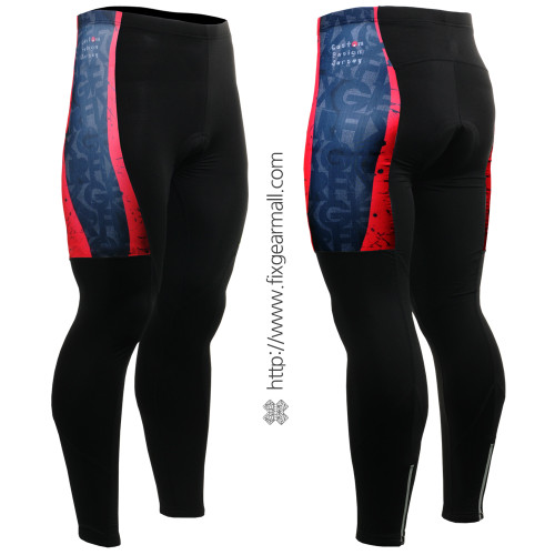 FIXGEAR LT-g6 Mens Cycling Padded Pants