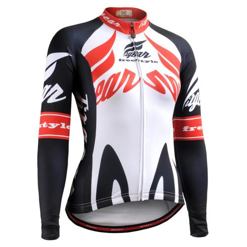 FIXGEAR CS-W1201 Women's Long Sleeve Cycling Jersey