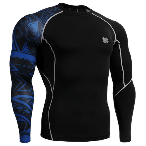 FIXGEAR CP-B1 Compression Base Layer Shirts front view