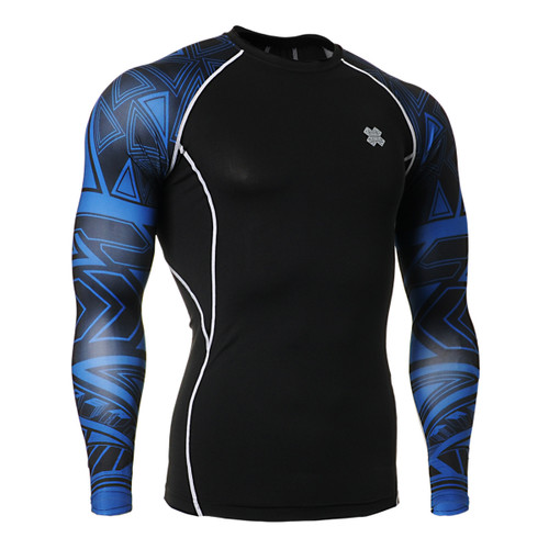FIXGEAR CPD-B1 Compression Base Layer Long Sleeve Shirts