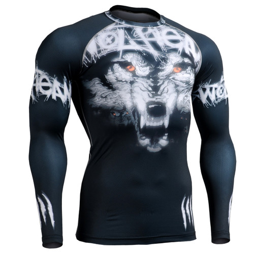 FIXGEAR CFL-18 Compression Base Layer Shirts front view