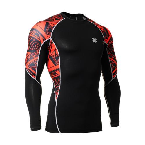 FIXGEAR C2L-B2 Compression Base Layer Long Sleeve Shirts
