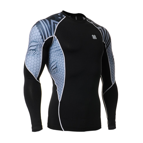 FIXGEAR C2L-B41 Compression Base Layer Long Sleeve Shirts