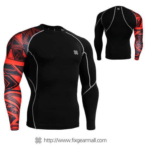 FIXGEAR CP-B2 Compression Base Layer Shirts