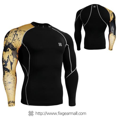 FIXGEAR CP-B32 Compression Base Layer Shirts