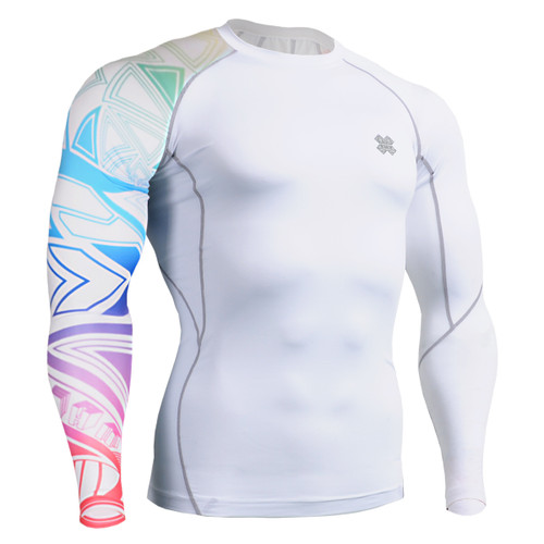 FIXGEAR CP-W1 Compression Base Layer Shirts Front