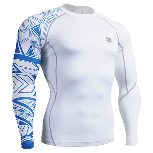 FIXGEAR CP-W2 Compression Base Layer Shirts Front