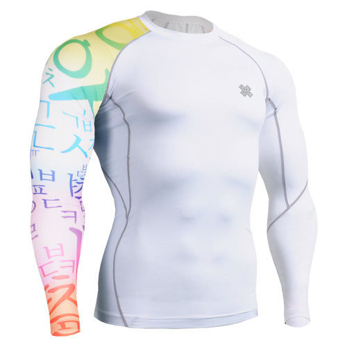 FIXGEAR CP-W3 Compression Base Layer Shirts front