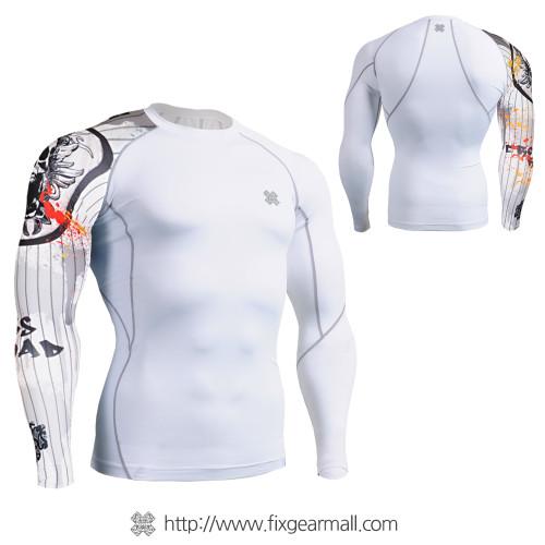 FIXGEAR CP-W9 Compression Base Layer Shirts