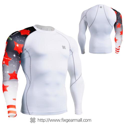 FIXGEAR CP-W10 Compression Base Layer Shirts
