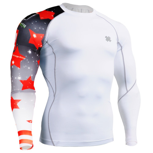 FIXGEAR CP-W10 Compression Base Layer Shirts front