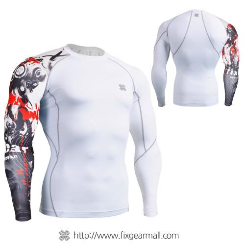 FIXGEAR CP-W30 Compression Base Layer Shirts