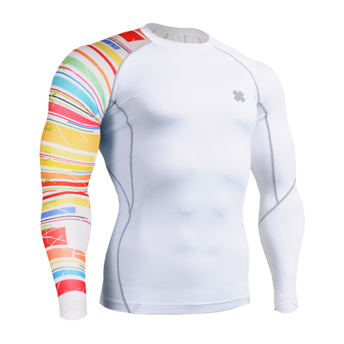 FIXGEAR CP-W33 Compression Base Layer Shirts Front