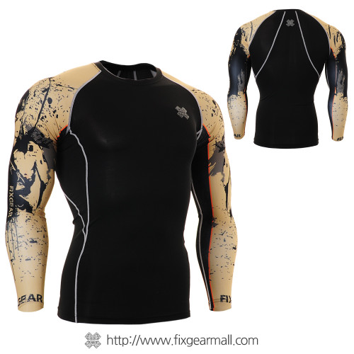 FIXGEAR CPD-B32 Compression Base Layer Shirts