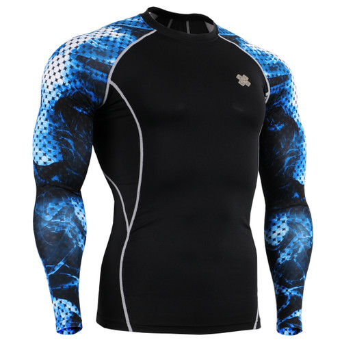 FIXGEAR CPD-B66 Compression Base Layer Shirts front view