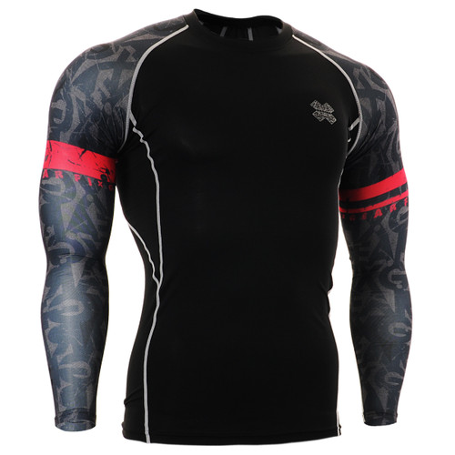 FIXGEAR CPD-BG6 Compression Base Layer Long Sleeve Shirts