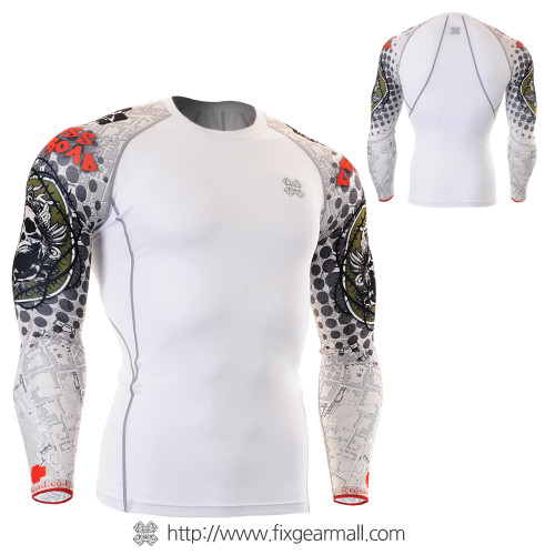 FIXGEAR CPD-W5 Compression Base Layer Shirts