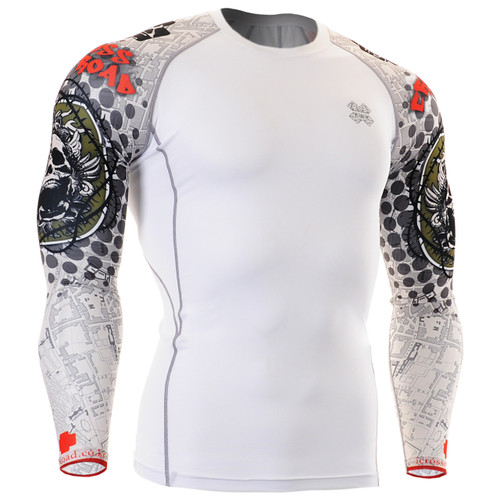 FIXGEAR CPD-W5 Compression Base Layer Shirts Front