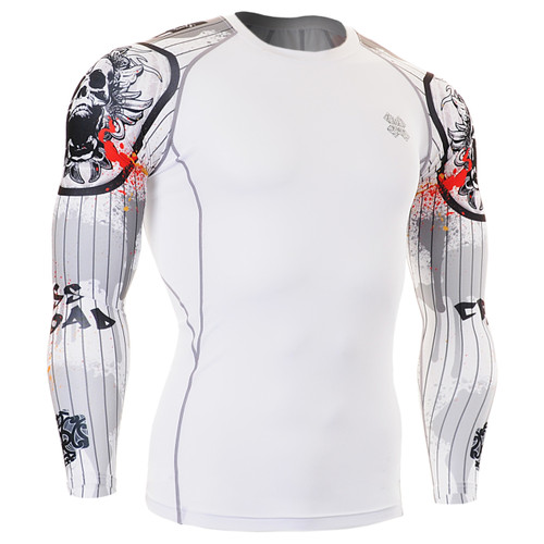 FIXGEAR CPD-W9 Compression Base Layer Shirts Front