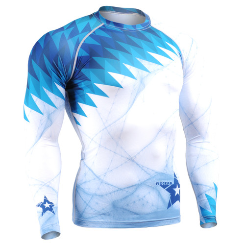 FIXGEAR CFL-65 Compression Base Layer Shirts front view