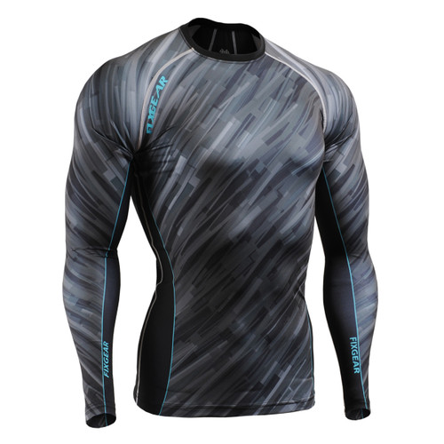 FIXGEAR CFL-67 Compression Base Layer Shirts front view