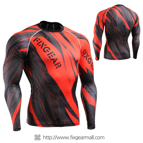 FIXGEAR CFL-68 Compression Base Layer Shirts