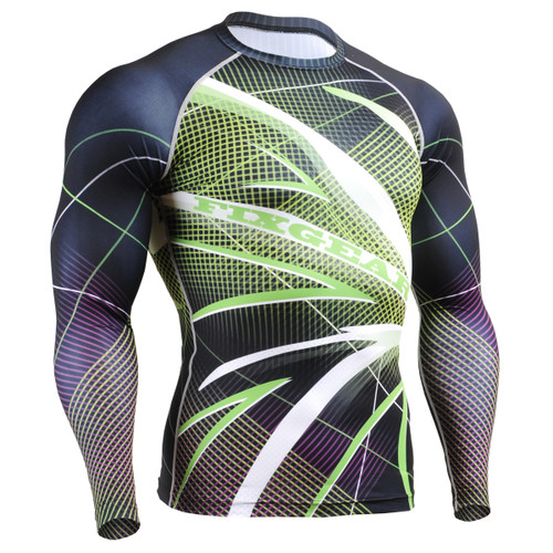 FIXGEAR CFL-71 Compression Base Layer Shirts front view