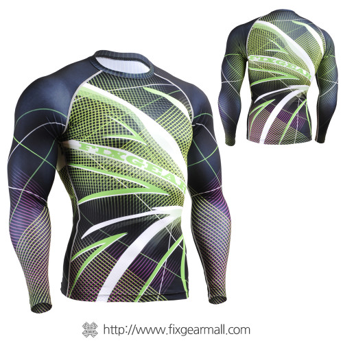 FIXGEAR CFL-71 Compression Base Layer Shirts