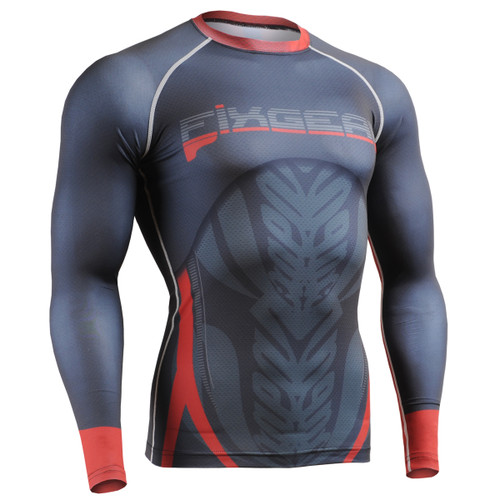 FIXGEAR CFL-72 Compression Base Layer Shirts Front