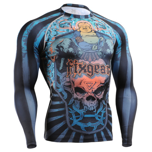 FIXGEAR CFL-74 Compression Base Layer Shirts Front
