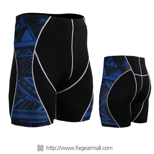 FIXGEAR P2S-B1 Compression Drawers Pants