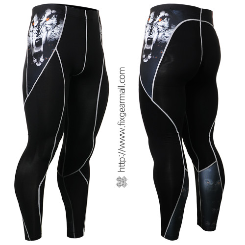 FIXGEAR P2L-B18 Compression Leggings Pants