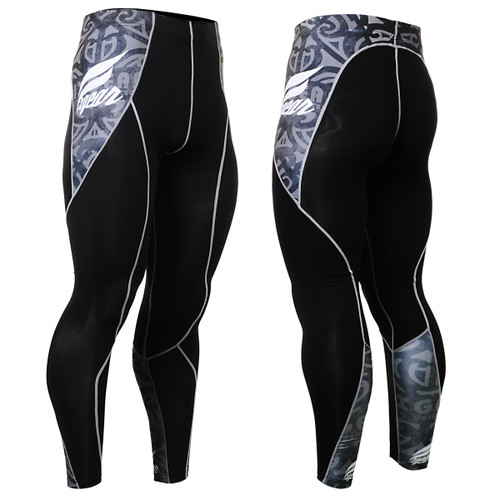 FIXGEAR P2L-B43 Compression Leggings Pants Front