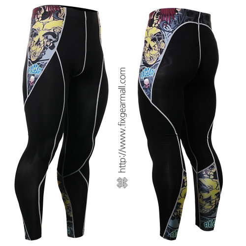 FIXGEAR P2L-B44 Compression Leggings Pants