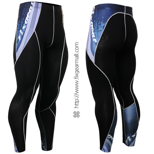 FIXGEAR P2L-B48 Compression Leggings Pants