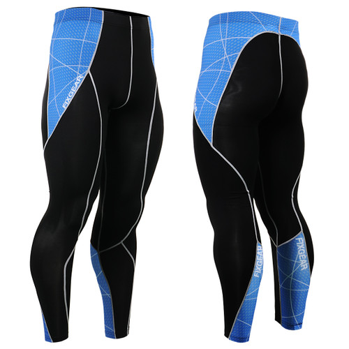 FIXGEAR P2L-B70B Compression Leggings Pants View