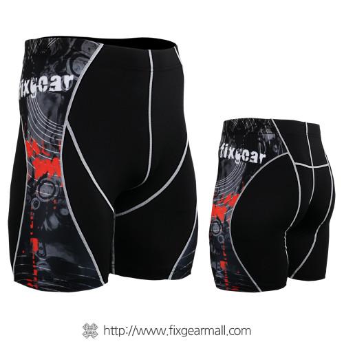 FIXGEAR P2S-B30 Compression Drawers Pants