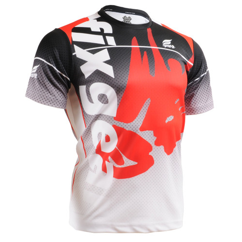 FIXGEAR RM-5002 T-Shirts Men's Sports Tee Front