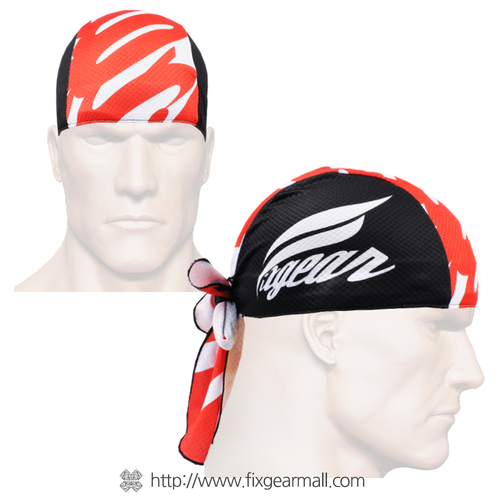 FIXGEAR D-12 Cycling Skull cap, Bandana
