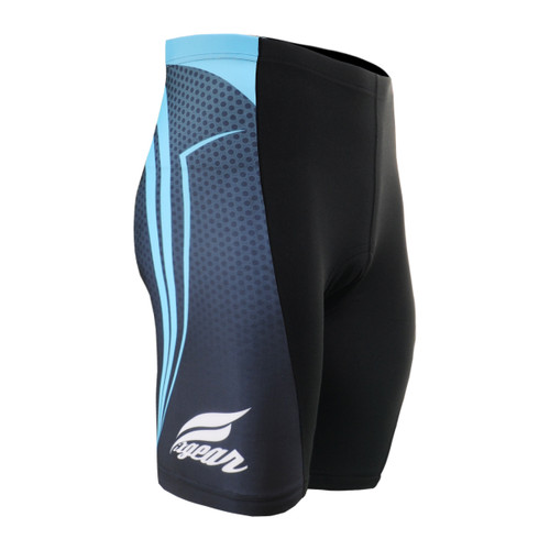 FIXGEAR ST-56 Mens Cycling Padded Shorts front view