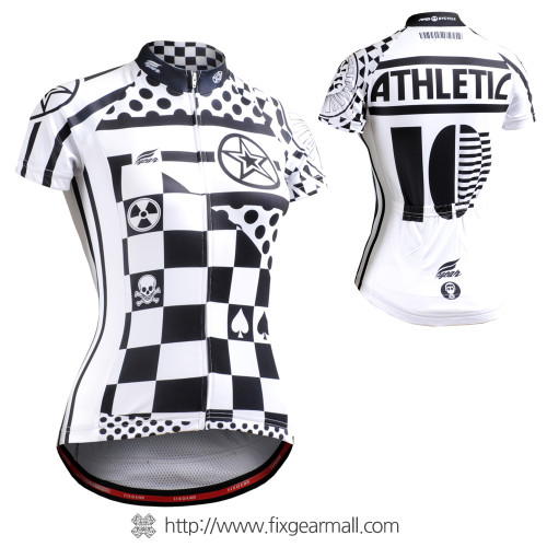 FIXGEAR CS-W602 Women's Short Sleeve Cycling Jersey
